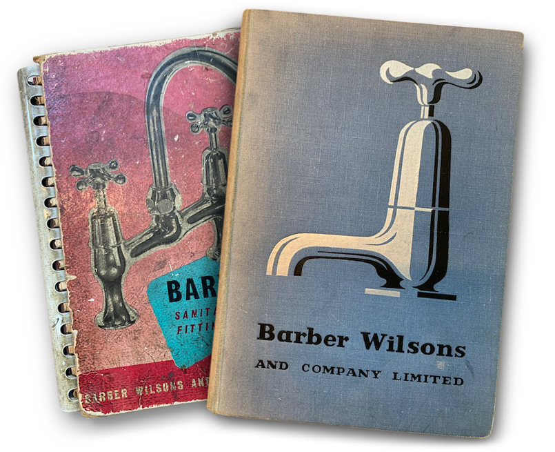 barber wilsons catalogues